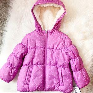 OshKosh B'gosh Jackets & Coats - NWT Osh Kosh Puffer Coat